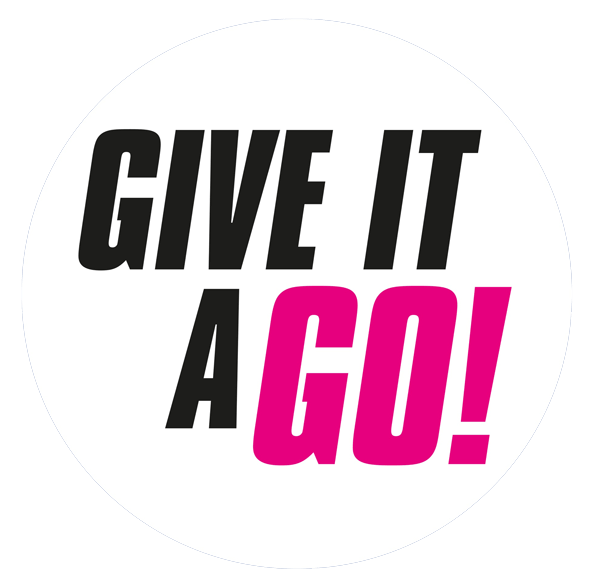 Give It A Go! logo