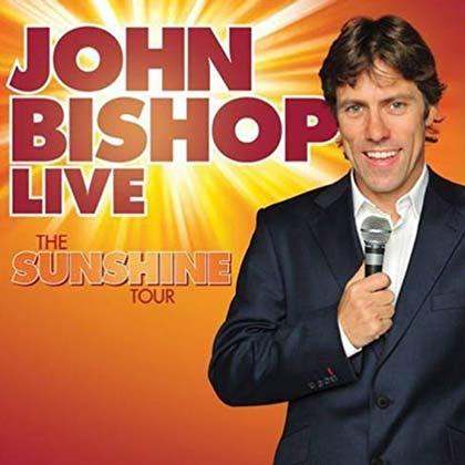 THE SUNSHINE<br />TOUR