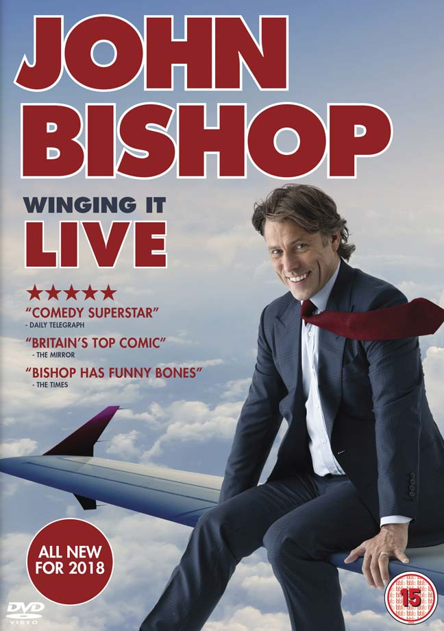 Winging It Live DVD
